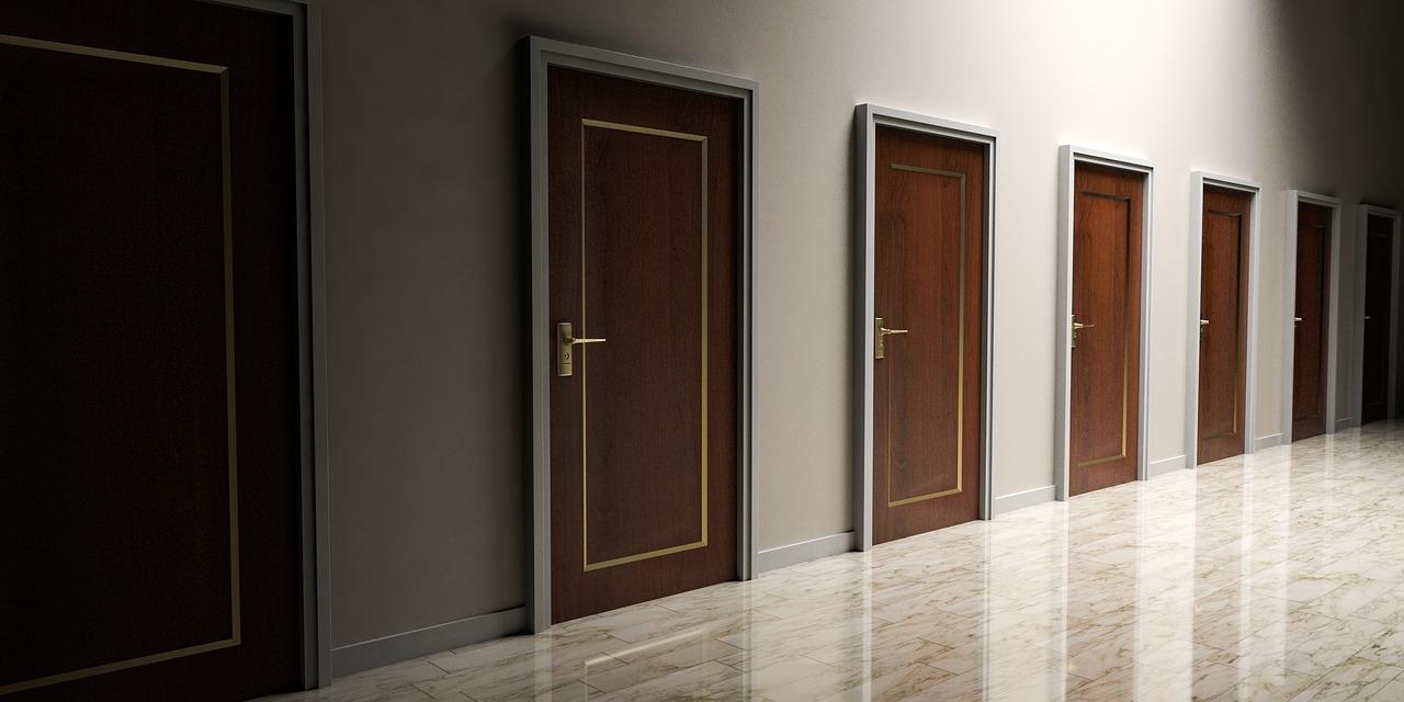 Drzwi wewnetrzne modulowe
